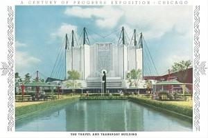 Travel and Transport Building, Chicago World Fair