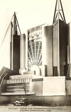 Travel and Transportation Building, Chicago World's Fair