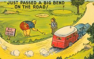 Travel Humor, Cartoon