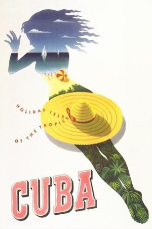 Travel Poster for Cuba