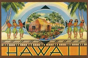 Travel Poster for Hawaii