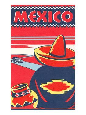 Travel Poster for Mexico