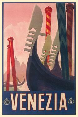 Travel Poster for Venice