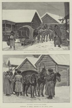 Travelling in Siberia