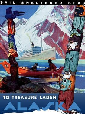 Treasure- Laden Alaska