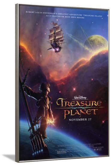 Treasure Planet--Framed Poster