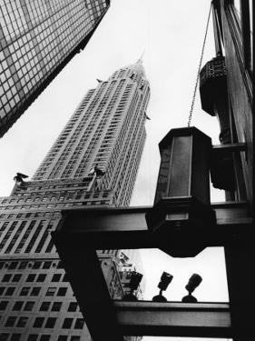 Chrysler Building by Trefor Ball