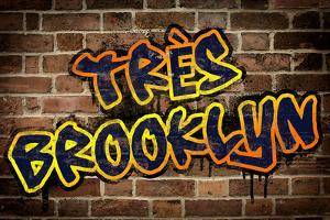 Tres Brooklyn (Graphitti)