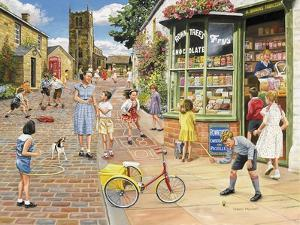 The Sweet Shop by Trevor Mitchell