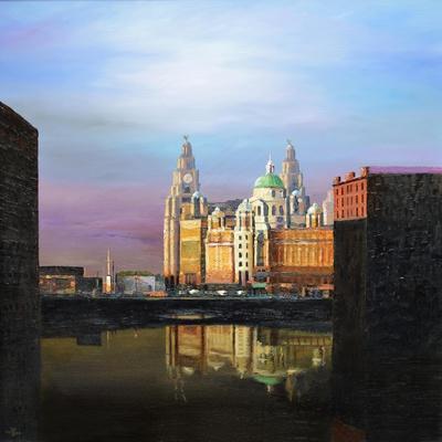 Albert Dock, Liverpool, 2008
