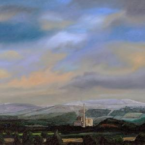 Cement Works, Hope Valley, Derbyshire, 2009 by Trevor Neal