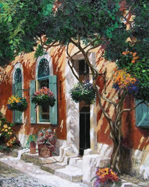 Doors and windows, Pietrasanta, Tuscany, 2000 by Trevor Neal