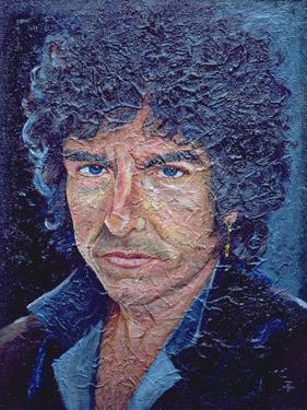 Dylan (B.1941) by Trevor Neal