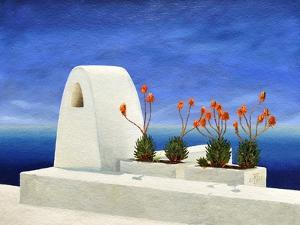 Santorini 11, 2010 by Trevor Neal