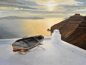 Santorini 7, 2010 by Trevor Neal