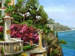 Serene Sorrento, 2006 by Trevor Neal