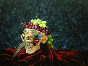Skull Head, 2008 by Trevor Neal