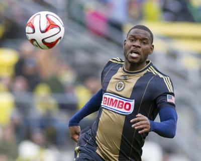 Mar 22, 2014 - MLS: Philadelphia Union vs Columbus Crew - Maurice Edu