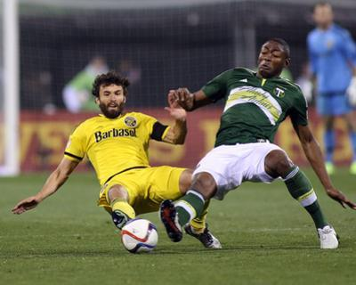 Mls: MLS Cup Final-Portland Timbers at Columbus Crew by Trevor Ruszkowski