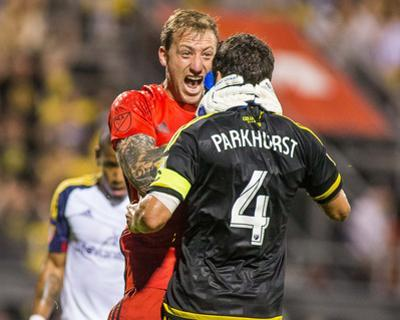 Mls: Real Salt Lake at Columbus Crew SC by Trevor Ruszkowski