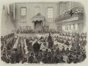Trial of the Bradford Election Petition at the Borough Courthouse