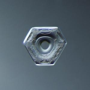 Triangular Plate Snowflake