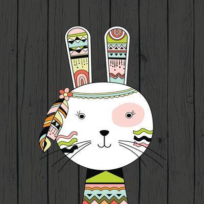 https://imgc.allpostersimages.com/img/posters/tribal-rabbit_u-L-Q1IDAB90.jpg?artPerspective=n