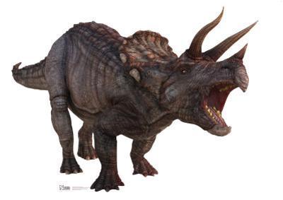 Triceratops Lifesize Standup