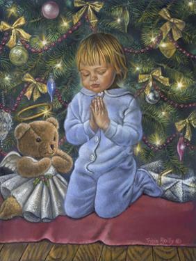 A Christmas Prayer by Tricia Reilly-Matthews