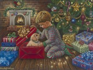 A Golden Christmas by Tricia Reilly-Matthews