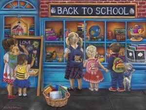 Back to School by Tricia Reilly-Matthews