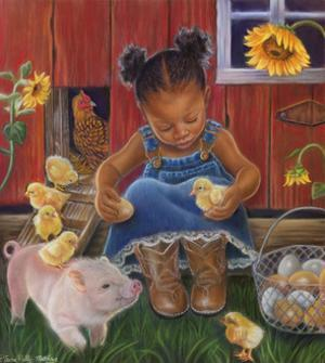 Barn Babies by Tricia Reilly-Matthews