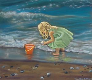 Beach Treasures by Tricia Reilly-Matthews