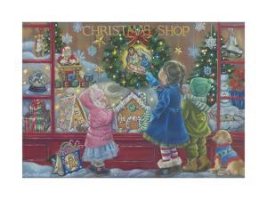 Christmas Blessings by Tricia Reilly-Matthews