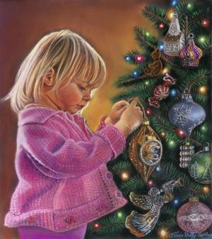 Christmas Joy by Tricia Reilly-Matthews