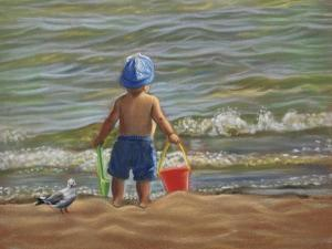 Down by the Shore by Tricia Reilly-Matthews