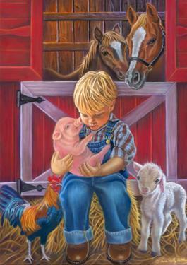 Farm Friends by Tricia Reilly-Matthews