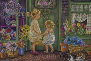 Flowers for You by Tricia Reilly-Matthews