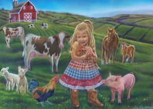 Fun on the Farm by Tricia Reilly-Matthews