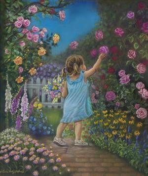 Grandma's Bouquet by Tricia Reilly-Matthews