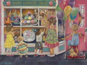 Happy Birthday by Tricia Reilly-Matthews