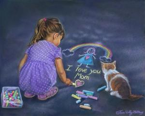 Little Artist by Tricia Reilly-Matthews