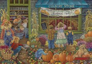 Pumpkin Time by Tricia Reilly-Matthews
