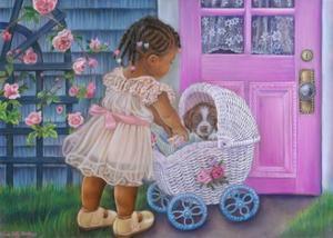 Puppy Love by Tricia Reilly-Matthews