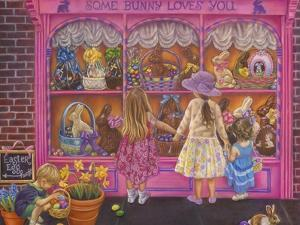 Some Bunny Loves You by Tricia Reilly-Matthews