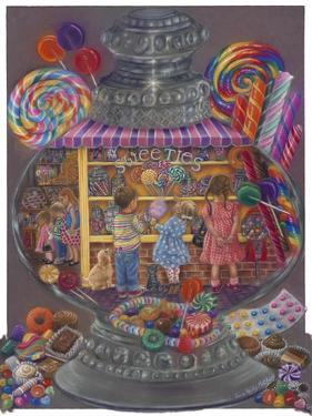 Sweeties (Candy Jar) by Tricia Reilly-Matthews