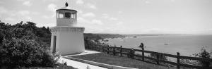 Trinidad Memorial Lighthouse, Humboldt County, Trinidad, California USA