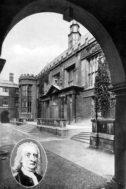 Trinity College, Cambridge, 1926