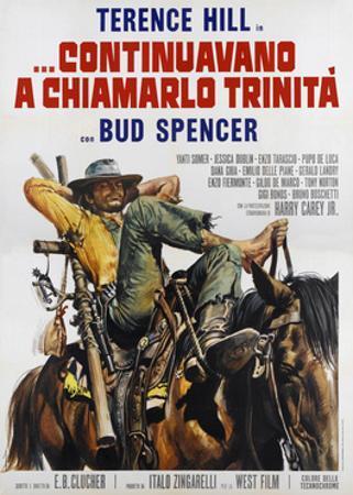 Trinity Is Still My Name!, 1971 (Continuavano a Chiamarlo Trinita)