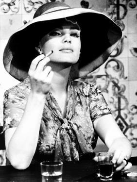 Triple Cross, Romy Schneider, 1966